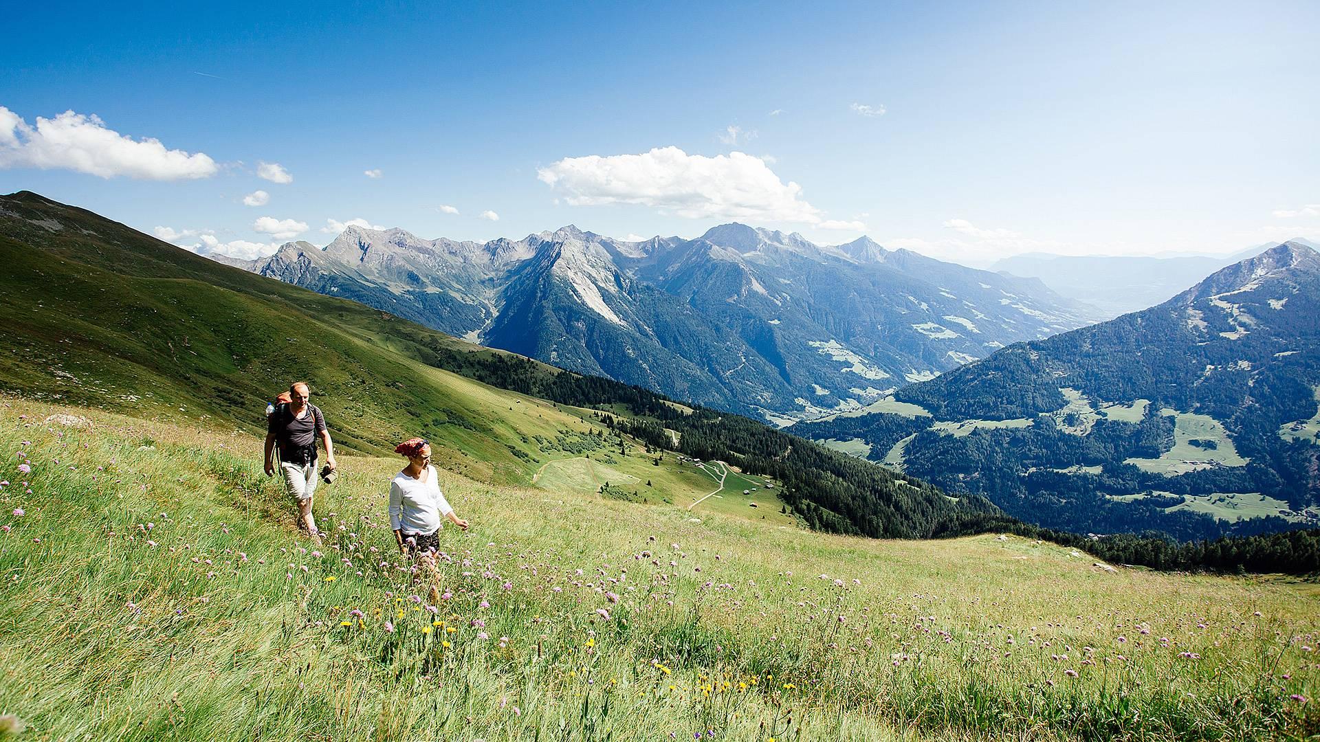 Hiking In Val Passiria Passeiertal Simply Wonderful
