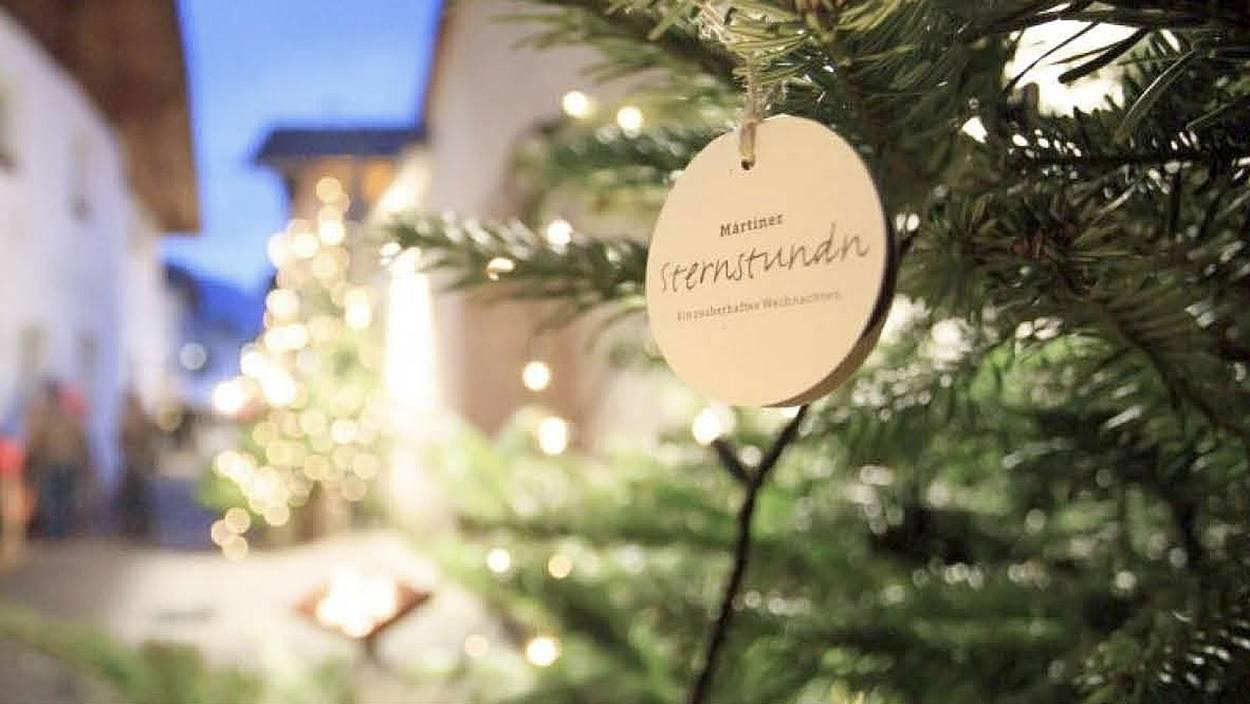 Stimmungsvolles Hotel zu Weihnachten in Südtirol
